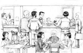 Cafetería I