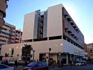 Edificio intergeneracional Alicante