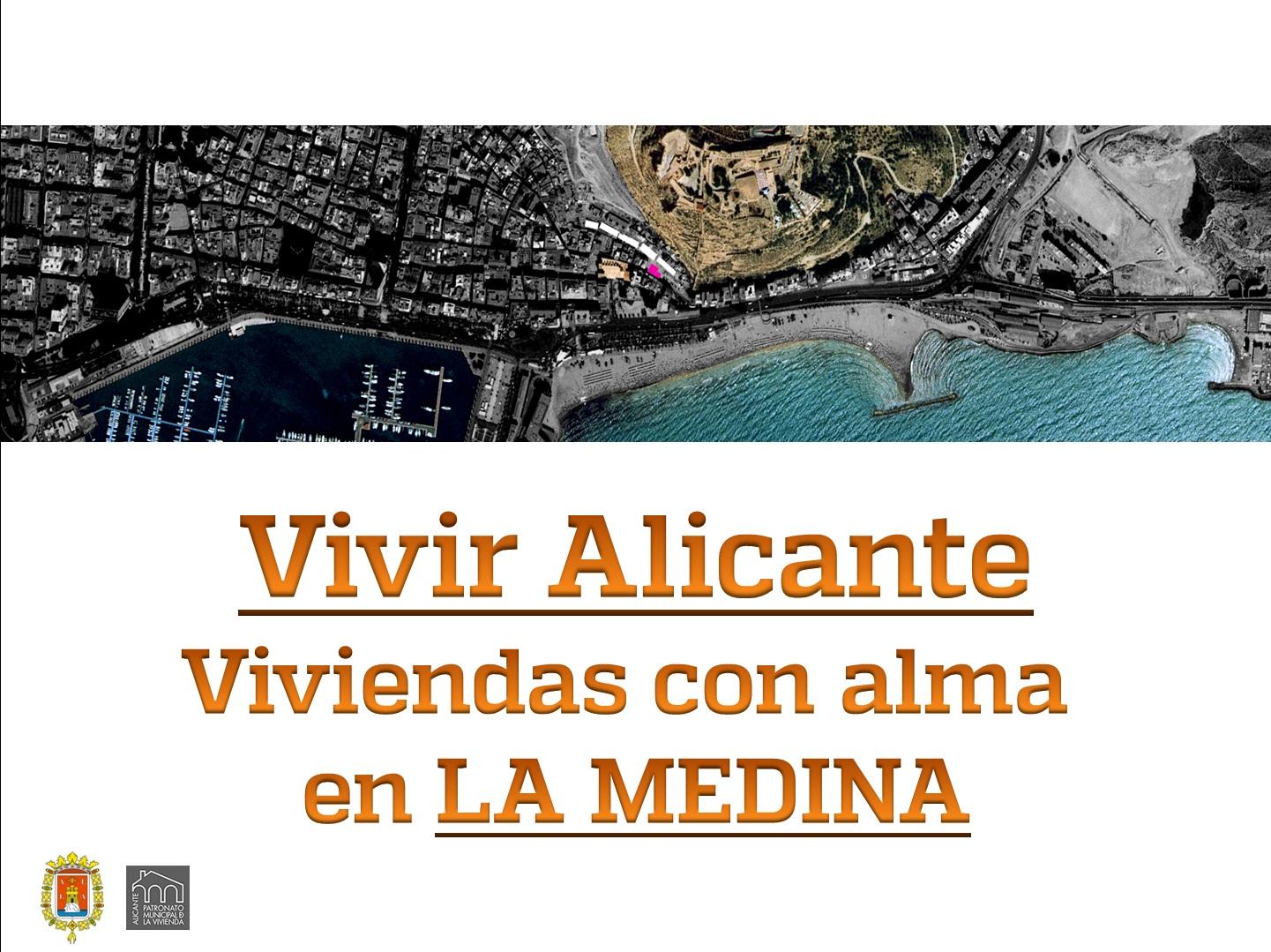 Vivir Alicante en La Medina