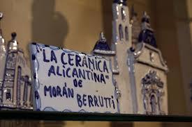 Berrutti. La cerámica alicantina