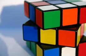 Cubo Rubik I