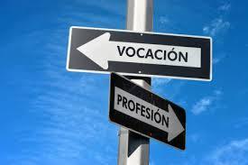 Vocación. Profesión