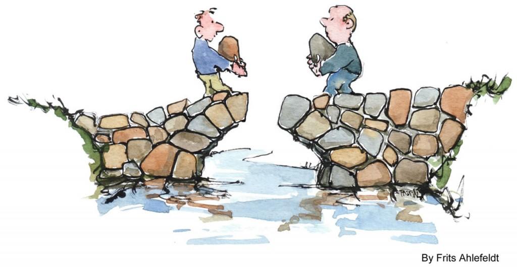 Construir el puente juntos