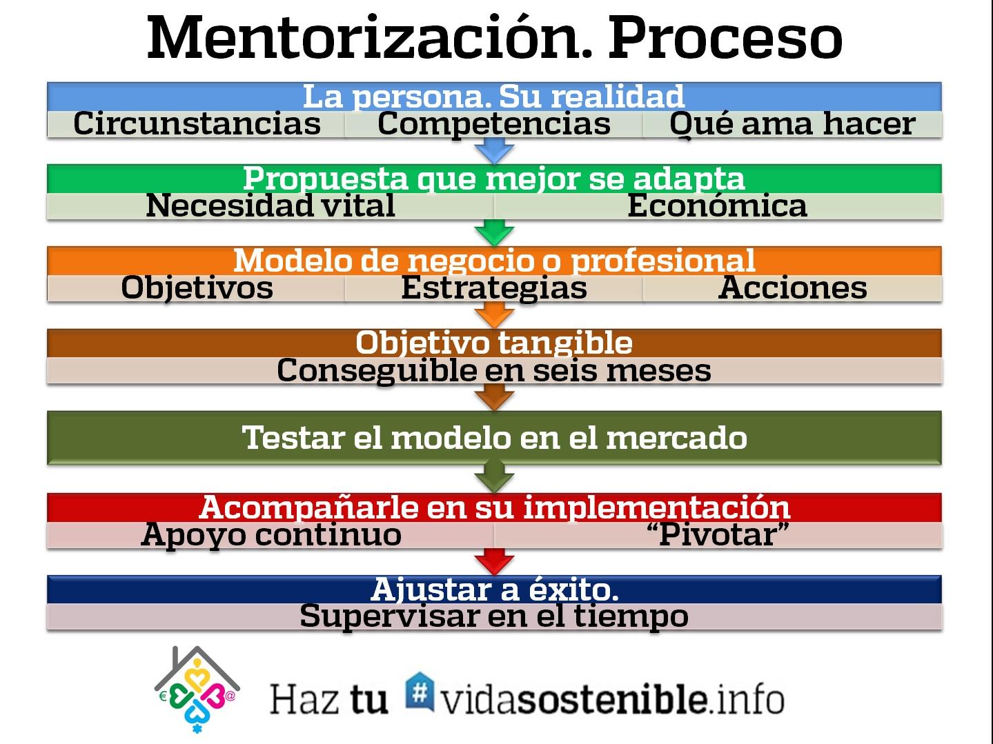 Mentorización. Proceso