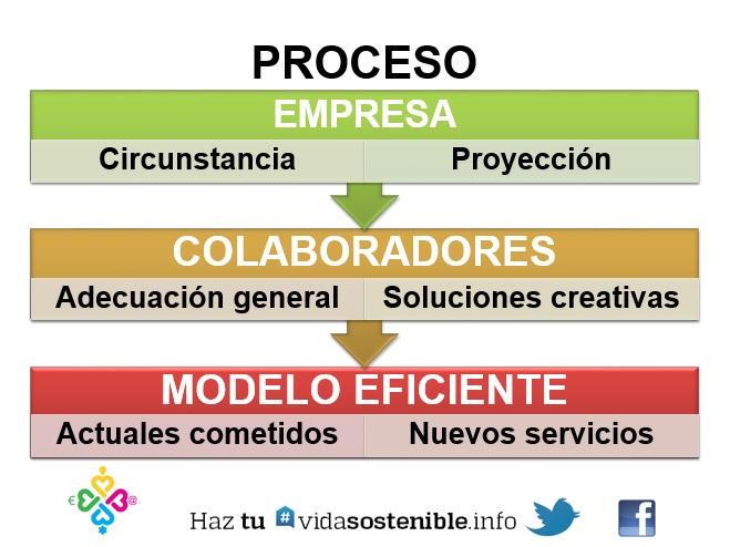 Proceso para optimizar Séniors en Empresa
