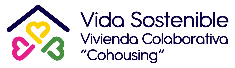 Logo Vida Sostenible Cohousing-08