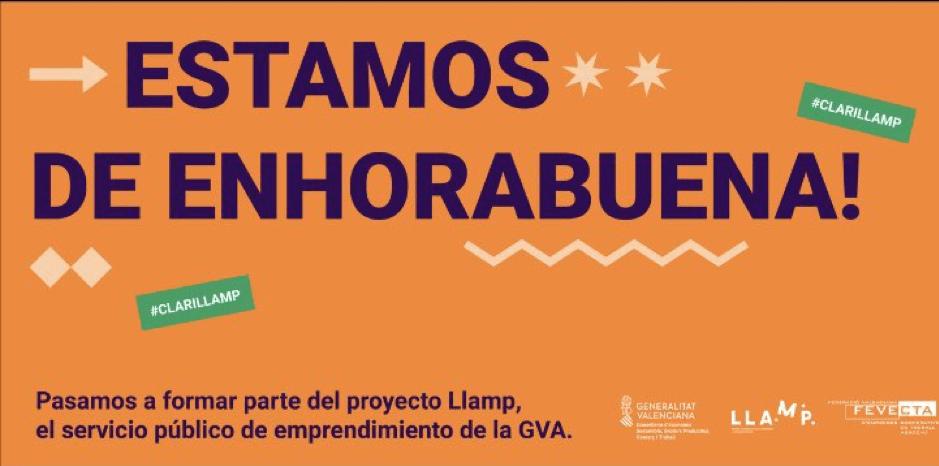 Emprendedores Llamp GVA
