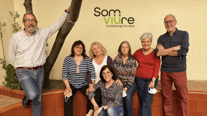 SomViure Cohousing en Barcelona